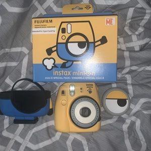 Instax mini 8 minion edition